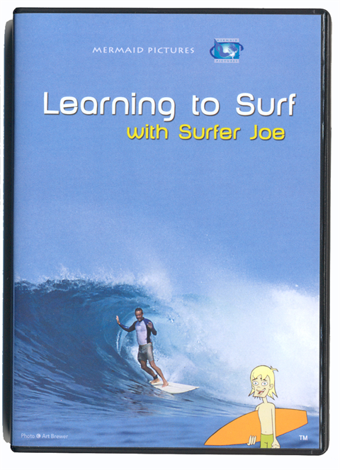Learning to Surf with Surfer Joe I -- The Ocean, You & Your Board